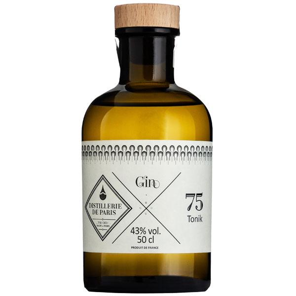 Distillerie de Paris Tonik (43%)