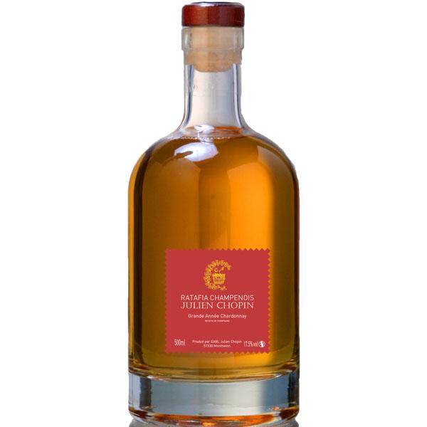 Julien Chopin Ratafia Grandes Années Chardonnay (17,5%)
