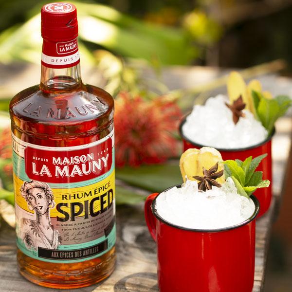 Maison La Mauny Spiced (40%)