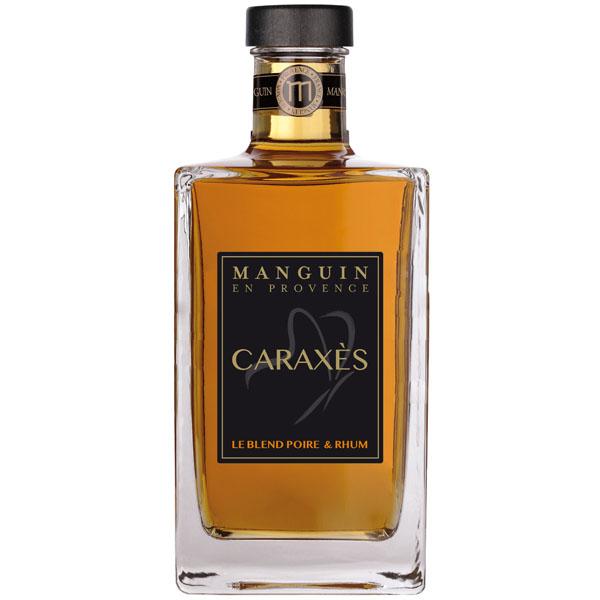 Manguin Caraxés Blend de Poire & Rhum (45%)