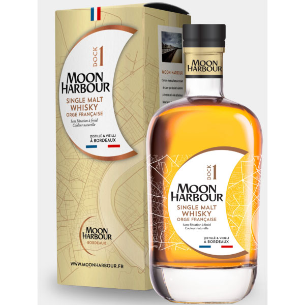 Moon Harbour Dock 1 Single Malt (45,8%)