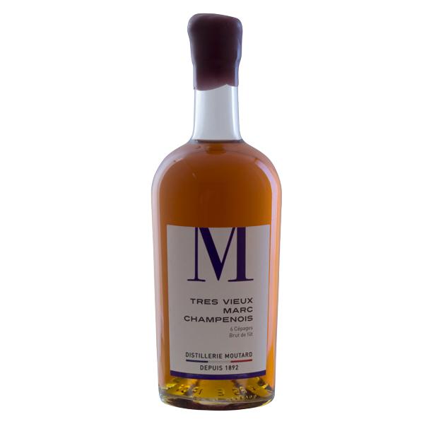 Moutard Très Vieux Marc Champenois 6 Cépages (53%)