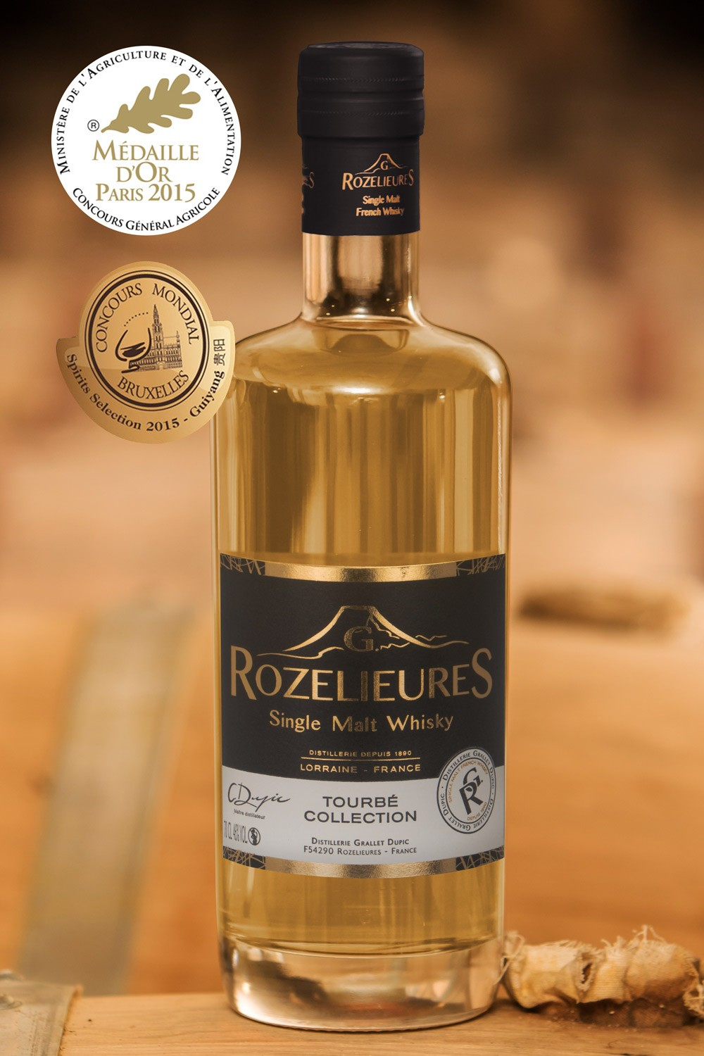 G. Rozelieures Tourbé Collection (46%)