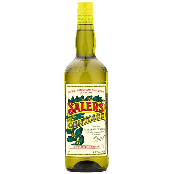 Salers Liqueur de Gentiane (16%)