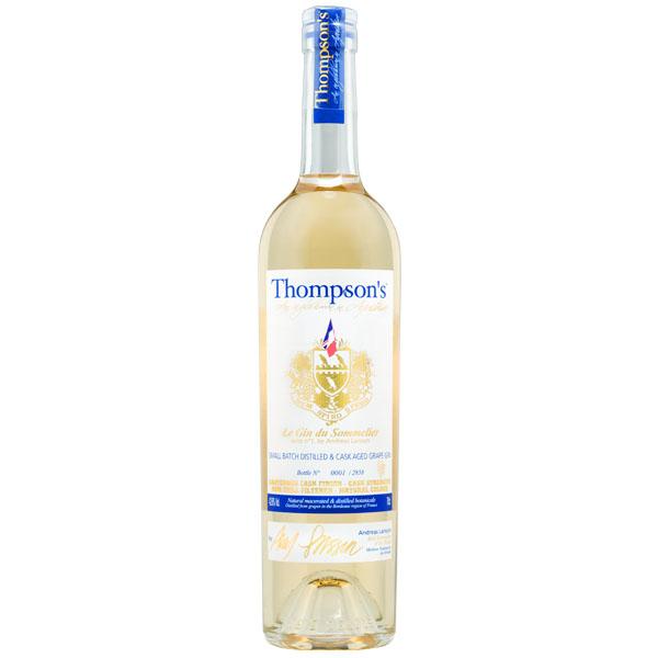 Thompson's Gin du Sommelier (43%)