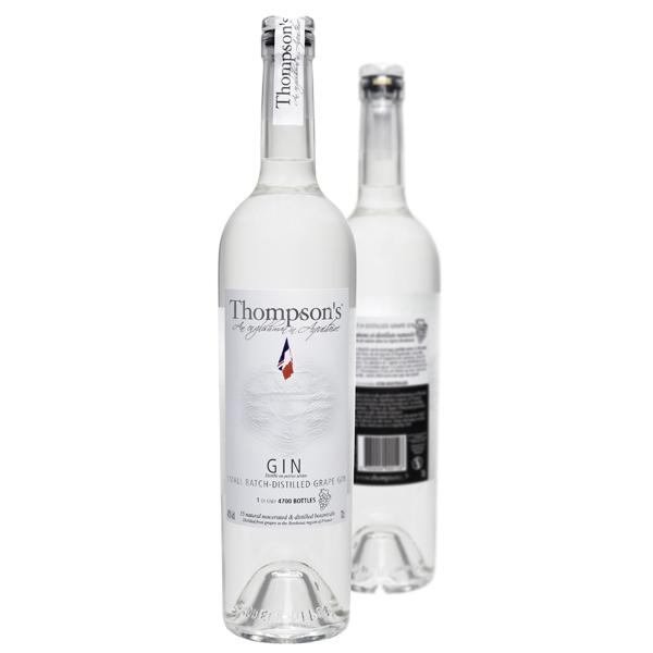 Thompson's Gin de Raisin (43%)