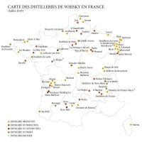 Les spécificités du whisky de France
