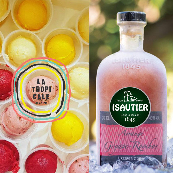 Comptoir des glaces par Isautier et La Tropicale