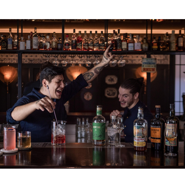 Le rhum en cocktail