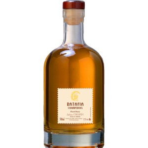 Julien Chopin Ratafia Pinot Blanc (17,5%)