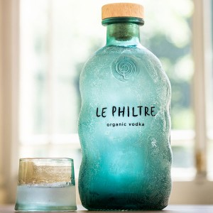Le Philtre Organic Vodka (40%)
