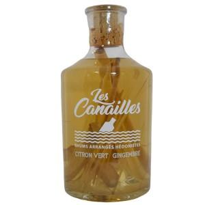 Les Canailles Amande Citron Vert Gingembre (32%)