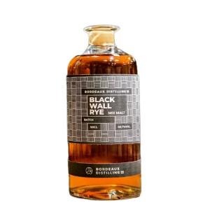 BORDEAUX DISTILLING CO. Black Wall Rye (56%)