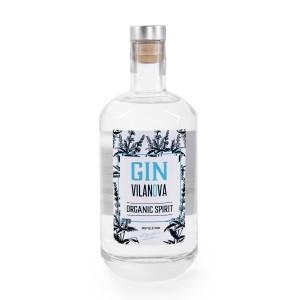 VILANOVA  gin bio (45%)