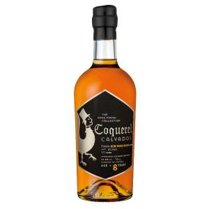 COQUEREL Collection Rum West Indies 8 ans (44,2%)