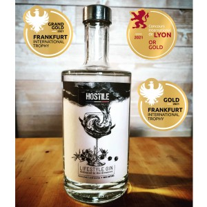 FRENCH BOOZE PROJECT Hostile (48,30%)